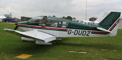 Dud's Robin DR400 is built using the same Okoume Plywood available from Swindon Aircraft Timber Company